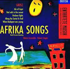 Recording-AfrikaSongs