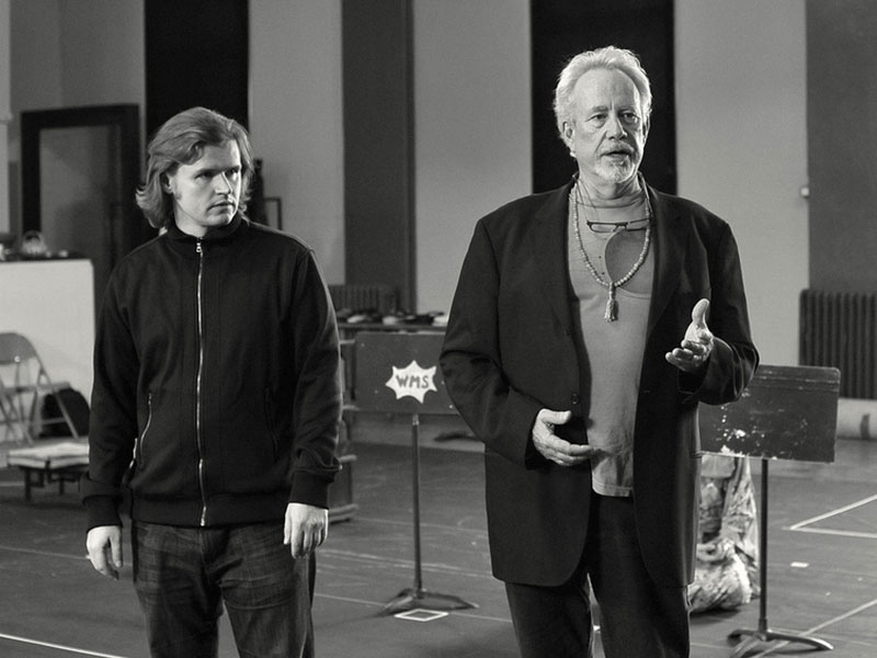 Directing MButterfly-Kirk