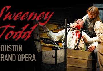Houston Grand Opera Sweeney Todd