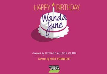 Happy Birthday Wanda June!