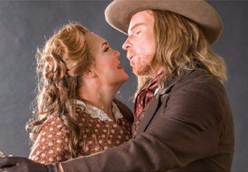 The Girl of the Golden West - Virginia Opera